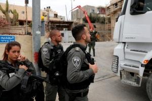 إصابة قائد شرطة الحدود الإسرائيلية بفيروس كورونا
