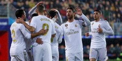 4 غيابات في قائمة ريال مدريد لمواجهة بيلباو في الليجا