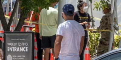 ولاية فلوريدا تُسجل 11458 إصابة جديدة بفيروس كورونا