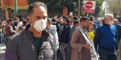 مصر تُسجل 79 وفاة و1324 إصابة جديدة بفيروس كورونا