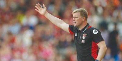 مدرب بورنموث يعترف بمعاناة فريقه منذ استئناف الدوري الإنجليزي