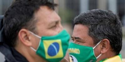 بإحصائية جديدة.. البرازيل تتخطى 1.5 مليون إصابة بكورونا