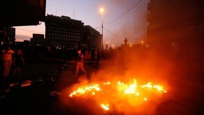 عاجل.. هجوم صاروخي يستهدف محيط السفارة الأمريكية ببغداد