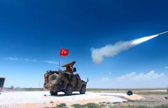 منظومة دفاع جوي تركية في قاعدة الوطية الليبية