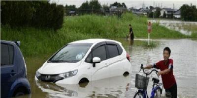الفيضانات تضرب دار رعاية في اليابان ومصرع 7 أشخاص