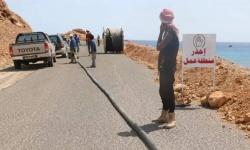 بجهود إماراتية.. إنجاز 80% من تمديدات الكهرباء لمنطقتين شرق سقطرى