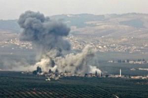 مصادر: قصف تركي على إحدى قرى شمال سوريا