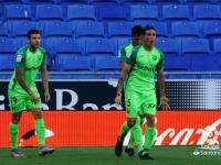 ليجانيس يهزم إسبانيول في الدوري الإسباني