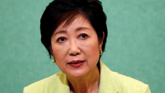 حاكمة طوكيو تفوز بولاية جديدة