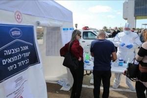 إسرائيل تُسجل وفاة واحدة و548 إصابة جديدة بفيروس كورونا