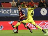 أوساسونا يتعادل مع خيتافي سلبيا بالدوري الإسباني