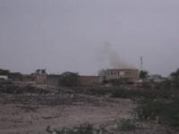 القوات المشتركة تُخمد تصعيدًا حوثيًا في حيس
