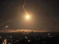 استهداف محيط مطار بغداد بصاروخ كاتيوشا