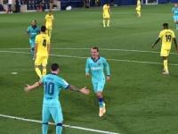 ميسي يقود برشلونة لاستعادة الاتزان في الدوري الإسباني بفوز كبير على فياريال