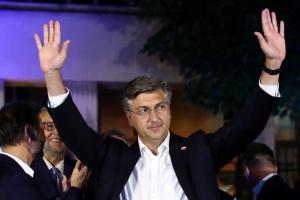 حزب رئيس الوزراء الكرواتي يفوز في الانتخابات التشريعية