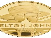 بريطانيا تكرّم المغني الشهير إلتون جون بإصدار عملة معدنية