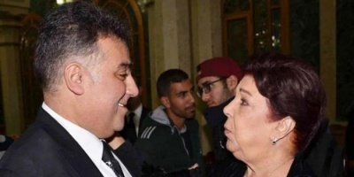 تامر حبيب ناعيًا رجاء الجداوي :أمي ماتت تاني النهاردة