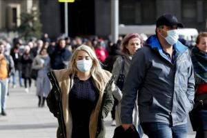 روسيا تسجل 135 وفاة و6622 إصابة جديدة بفيروس كورونا