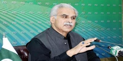 إصابة وزير الصحة الباكستاني بفيروس كورونا