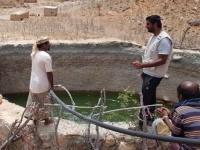 """صهاريج مياه من """"خليفة الإنسانية"""" لمنطقة نائية بسقطرى"""
