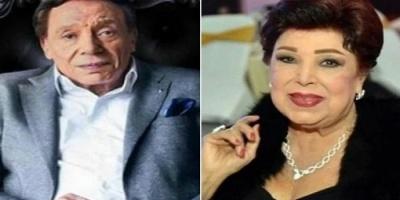 """بالفيديو.. عادل إمام يتذكر رجاء الجداوي بمشهد من فيلم """"حنفي الأبهة"""""""