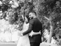 محمد الشرنوبي ينشر صور جديدة من عقد قرانه على راندا رياض