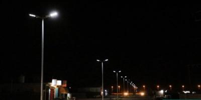 البرنامج السعودي: تطوير طرق في العاصمة عدن و6 محافظات