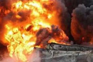 عاجل.. انفجار ضخم يهز جنوب طهران وسقوط قتلى وجرحى