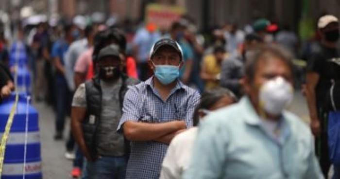 المكسيك تسجل 4902 إصابة جديدة و480 حالة وفاة