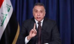 الكاظمي متوعدًا قتلة الهاشمي: لن نسمح بالفوضى وسياسة المافيا