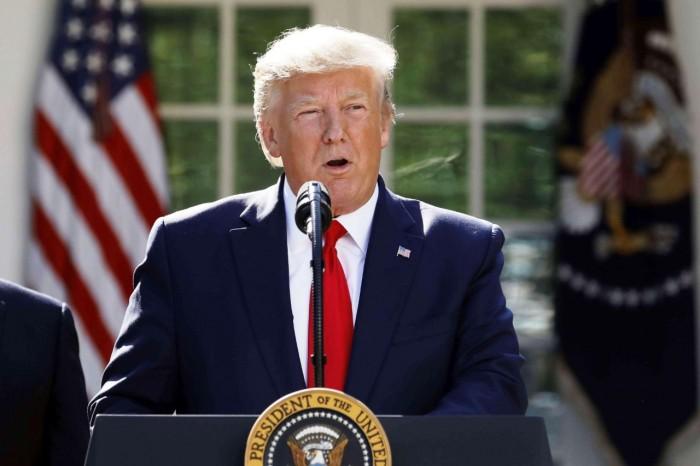 الرئيس الأمريكي: اقتصادنا يتعافى وحققنا أرقاما قياسية في الوظائف