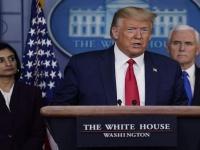 ترامب: انخفاض وفيات كورونا إلى عشرة أضعاف