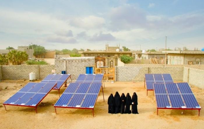 الإنمائي يدعم المشروعات الصغيرة للنساء باليمن