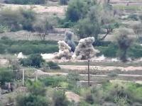 اعتداء حوثي جديد على سكان غربي حجر