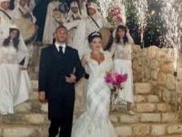سيرين عبد النور تحتفل بعيد زواجها الـ 13 (صور)