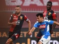 نابولي يعبر جنوى بثنائية في الدوري الإيطالي