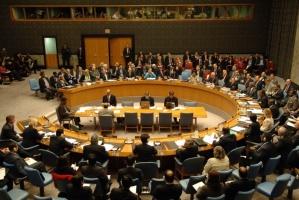 مجلس الأمن يرفض مشروع قرار روسي بشأن دخول المساعدات لسوريا