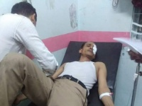 إصابة مدني في اشتباكات إخوانية وسط تعز