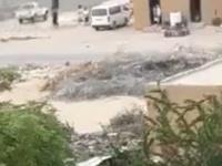 فيديو لاقتحام الإخوان منطقة باعرام بقوة السلاح