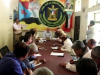"""""""تنفيذية انتقالي الضالع"""" تقرر عقد اجتماع للإدارة المحلية"""