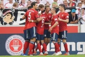 بايرن ميونخ يستحوذ على جوائز اتحاد اللاعبين الألمان