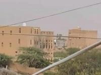 دمرت منزلا جزئيا.. مليشيا الإخوان تقصف السكان في باعرام