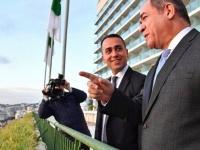 وزير الخارجية الجزائري ونظيره الإيطالي يشددان على الحل السلمي في ليبيا
