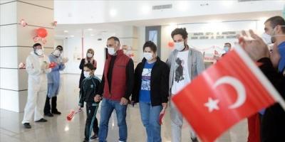 تركيا تسجل 1024 حالة جديدة بكورونا الـ24 ساعة الأخيرة