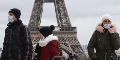 فرنسا تحتل المركز السادس في أعلى حصيلة وفيات بكورونا على مستوى العالم
