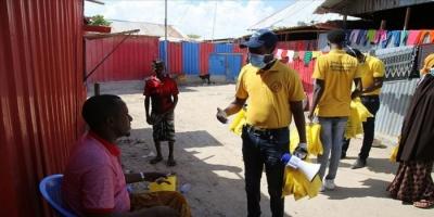 ارتفاع حصيلة الإصابات بكورونا في الصومال إلى 3038
