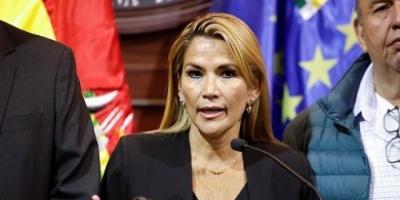 رئيسة بوليفيا: تأكدت من إصابتي بكورونا وأواصل عملي من العزل