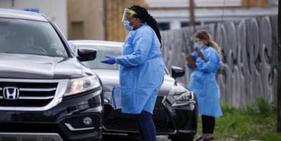 إحصاء رويترز: أمريكا تتجاوز الـ55 ألف إصابة بفيروس كورونا