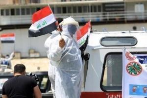 العراق يُسجل 78 وفاة و2848 إصابة جديدة بفيروس كورونا
