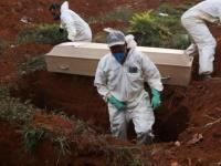 البرازيل تُسجل 1214 وفاة و45 ألفًا و48 إصابة جديدة بكورونا